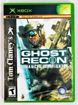 Ghost Recon Advanced Warfighter Xbox Clasico Semi Gamechieff