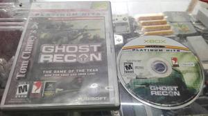 Ghost Recon Para Tu Xbox Clásico **
