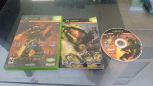 Halo 2 Completo Para Xbox Normal,excelente Titulo