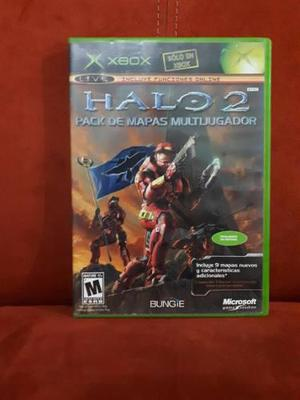 Halo 2 Multijugador De Xbox Clásico Y 360, Paquete De Mapas