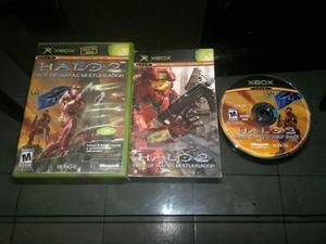 Halo 2 Pack De Mapas Multijugador Completo Para Xbox Normal