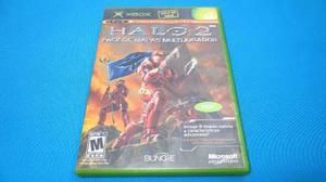 Halo 2 Pack De Mapas Multijugador Xbox Clasico Com Xbox 360