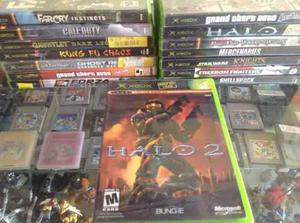 Halo 2. Xbox Clasico