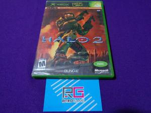 Halo 2 Xbox Clasico Compatible Con Xbox 360