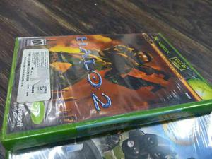 Halo 2 Xbox Clasico Nuevo