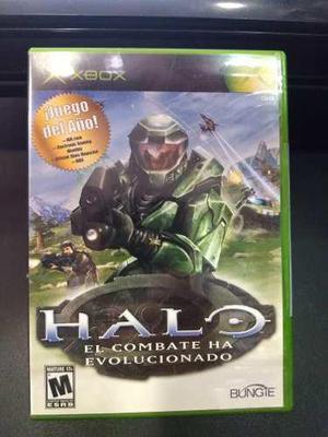 Halo Xbox Clasico O Xbox 360