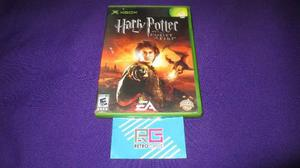 Harry Potter The Goblet Of Fire Xbox Clasico Compat Xbox 360