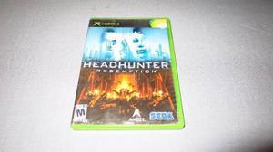 Headhunter Redemption Xbox Clasico **juegazo**