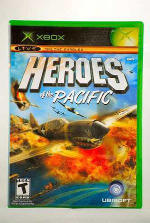 Heroes Of The Pacific Xbox Clasico Usado Blakhelmet C