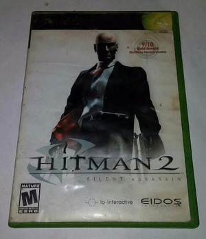 Hitman 2 Silent Assasin Para Xbox Clasico