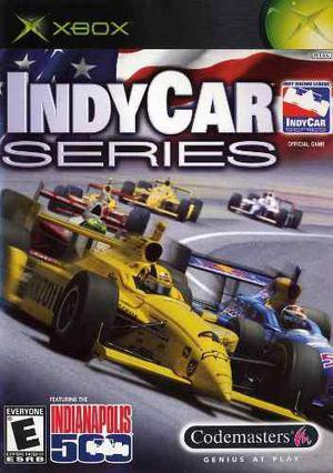 Indy Car Series Para Xbox Clasico Con Envio Gratis