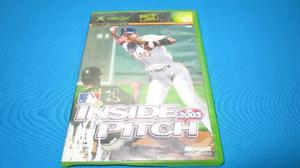 Inside Pitch 2003 Xbox Clasico **cd En Excelente Estado**