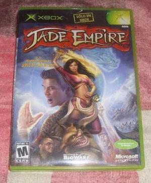Jade Empire Para Xbox