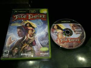 Jade Empire Para Xbox Normal,excelente Titulo