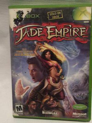 Jade Empire Xbox Clasico