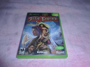 Jade Empire Xbox Clasico Compatible Con Xbox 360