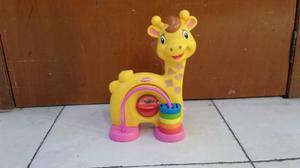 Jirafa didactica para bebes y niños juguete para niños