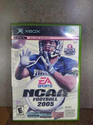 Juego 003 Ncaa Football 2005 Xbox