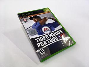 Juego De Xbox Tiger Woods Pga Tour 07 Al 100