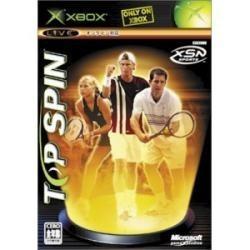Juego Top Spin Xbox Seminuevo ¡¡excelente Estado!!