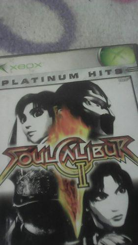 Juego Xbox Clasico Soul Calubur2 Cambio Solo Por Juego Ps2