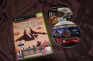 Juego Xbox - Star Wars Clone Wars - Tetris + Regalo