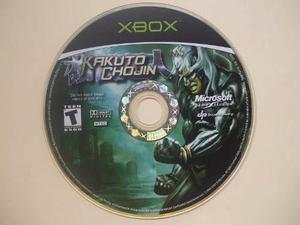 Kakuto Chojin Juego Xbox Solo Juego Castlevania