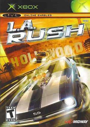 L.a. Rush Xbox Clásico