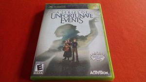 Lemony Snicket S A Series Of Unfortunate Events Xbox Clasico