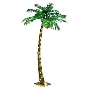 Lightshare 5ft Palm Tree, 56led Luces, Decoracion Para El Ho