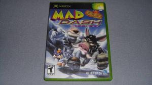 Mad Dash Racing Xbox Clasico **juegazo**