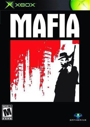 Mafia Xbox Clasico Usado Blakhelmet C Sp