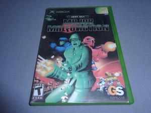 Major Malfunction Xbox Clasico *portada Custom*