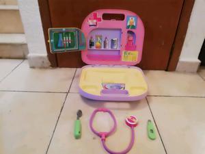 Maletin de doctor para muñecos nenuco juegos y juguetes