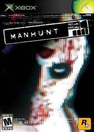 Manhunt Xbox Clasico Completo Usado Blakhelmet Sp