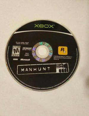 Manhunt Xbox Clasico Usado Blakhelmet C