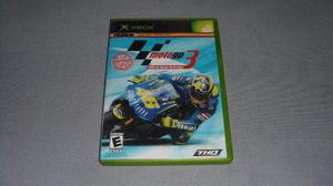 Moto Gp3 Ultimate Racing Technology Xbox Clasico