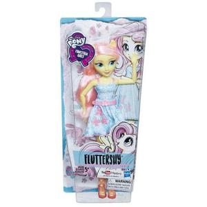 Muñeca Clásica Fluttershy Equestria Girls My Little Pony