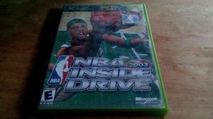 Nba Inside Drive 2003 Xbox Clasico