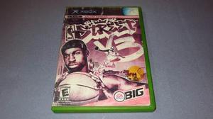Nba Street 3 Xbox Clasico Envio Gratis Por Dhl Express