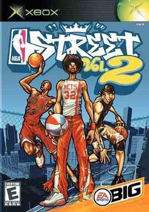 Nba Street Vol 2 Para Xbox Clasico Usado Blakhelmet C