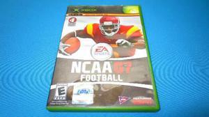 Ncaa Football 2007 Xbox Clasico **cd En Excelente Estado**