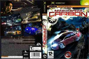 Need For Speed Carbon Para Xbox Clasico, Checalo!!