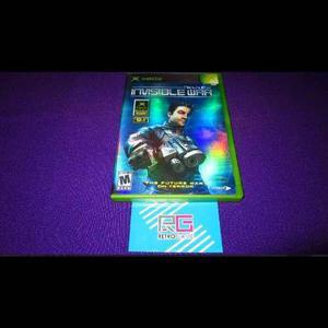 Neus Ex Invisible War Xbox Clasico *cd En Excelente Estado*