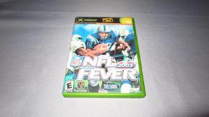 Nfl Fever 2003 Xbox Clasico **juegazo Portada Custom**