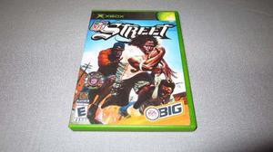 Nfl Street Xbox Clasico Excelente Estado **juegazo**