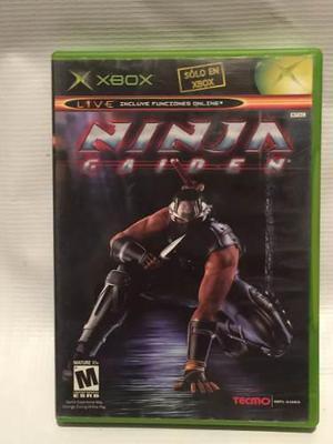Ninja Gaiden Xbox Clasico