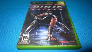 Ninja Gaiden Xbox Clasico Compatible Xbox 360