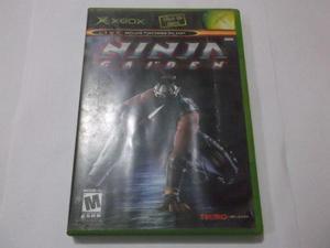 Ninja Gaiden Xbox Clasico Original