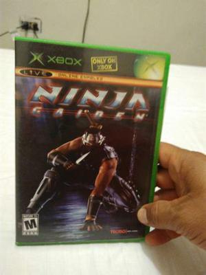 Ninja Gaiden Xbox Clasico,,bonito Bien Cuidado
